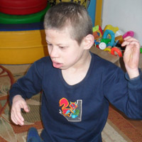 A Child Needs a Family: Aleksey G, born in 2001