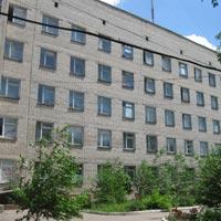 The Gulyaypole Central Regional Hospital