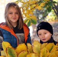 Детям нужна семья: Виктория (2006 г.р.) и Сергей (2008 г.р.)