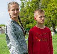 Дітям потрібна родина: Вікторія Ф.(2004 р.н.) та Кирило Ф.(2006 р.н.)