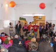 Рождественское представление для детей и взрослых в Калиновке