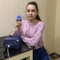 OlgaKhorlikova, born in 1994 - Cystic fibrosis