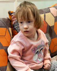 Дитині потрібна родина: Ірмгард Бріджет