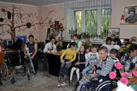 Запорожская городская ассоциация родителей детей-инвалидов и инвалидов детства «Надежда»