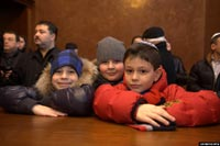 Odessa Inaugurates New Orphanage and Synagogue
