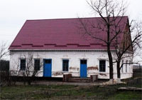 A Cottage of Dreams on the Zaporizhian Steppes