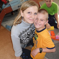 February Report on the Works Done on the Children's Home in Kalinovka