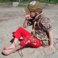 Little Joys for Little Orphans from Kalinovka