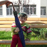 The Report on the Work Done for the Chernigov Child's Home in August-September, 2012