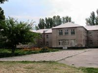 The Kamenka-Dneprovskaya Comprehensive Secondary Boarding School of Sanatorium Type for children with nonspecific diseases of respiratory system