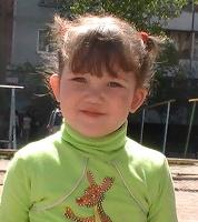 Бут Катя, 2009 г.р.,- врожденный порок сердца