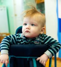 Дитині потрібна родина: Кирило