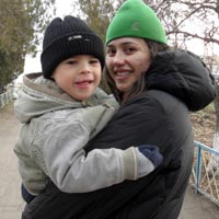 The November Report on the Works Done for the Chernigov Child's Home
