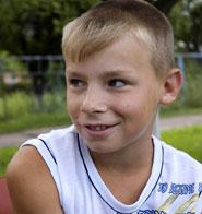 A Child Needs A Family: Nikolay V., was born in 1998