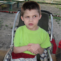 A Child Needs a Family: Sergey K., born in 2001