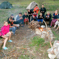 Please Support Our Camping Trip to Crimea