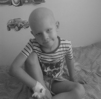 Bogdan Kropov, 4 years old – Neuroblastoma of the Right Lung