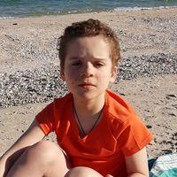 Gleb Lavrik, born 2014 - Tuberous sclerosis