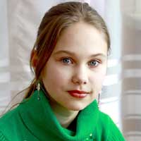A Child Needs a Family: Lyudmila, born in 1999