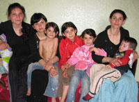 Mother and six children from Zaporozhye do not have a roof over their heads