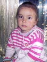 Makarenko Ksjusha – 5 years old – cerebral spastic infantile paralysis, spastic diplegia