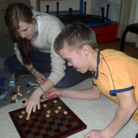March Report on the Works completed at the Chernigov Child's Home