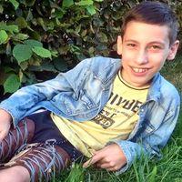 Maxim Fitiskin, born in 2008 - Cerebral palsy, spastic diplegia