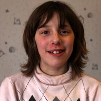 A Child Needs A Family: Maria P., born in 2001