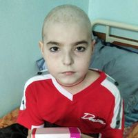 Denis Vecherniy, born 2007 - Acute lymphoblastic leukemia, relapse