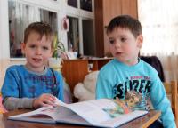 Дітям потрібна родина: Максим С. 2014 року народження та Олександр С., 2014 року народження