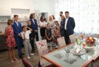 В здании запорожского детсада создали комплекс детских домов семейного типа, – ФОТО