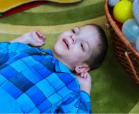 Ребенку нужна семья: Михаил