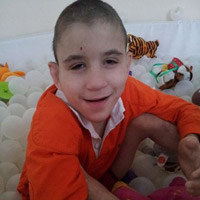 A Child Needs a Family: Vladimir M., born in 2000