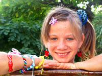 A Child Needs A Family: Anastasia B., born in 1998