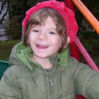 Ребенок обрел семью: Настя Р.