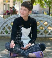 Дитині потрібна родина: Анастасія