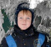 Bogdan Marinin, was born in 2008 - Two-sided deafness