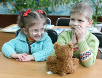 Детям нужна семья: Алина 2013 г.р. (анкета № 0287155) и Никита 2010 г.р. (анкета № 0287158)