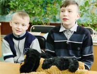 Детям нужна семья: Сергей, 2003 года рождения и Илья, 2010 года рождения