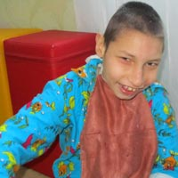 A Child Needs a Family: Alexey Y., born in 2000