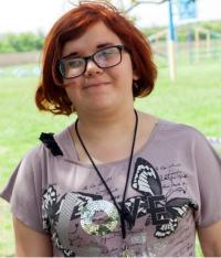 Ребенку нужна семья: Наталья