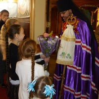 Holy Trinity Ukrainian Orthodox Cathedral in New York City Offers Assistance to Ukrainian Orphanages!