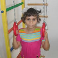 A Child needs a Family: Oksana Ch., born in 2001