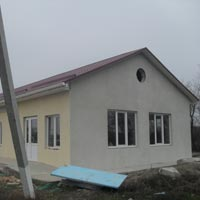 The October Report of the Works Done in the Chernigov Children's Home in Kalinovka in 2013