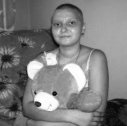Панасенко Светлана - острый миелобластный лейкоз