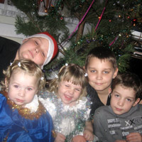 Holidays and Everyday Life of the Polonnikov Family