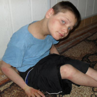 A Child Needs a Family: Sergey P., born in 1999
