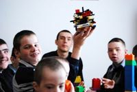 The Rehabilitation Room in Zaporozhye Orphanage for Boys is Getting Ready to Open Its Doors
