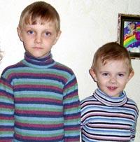 Роман и Вадим Снигур