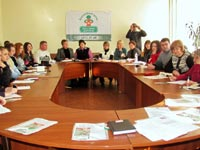 Zaporozhye is for Wise Philanthropy!